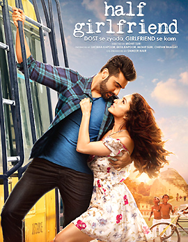 Half Girlfriend Movie Review, Rating, Story, Cast & Crew - 1.5