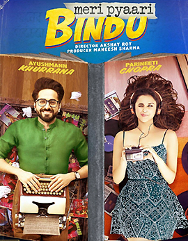 Meri Pyaari Bindu Movie Review, Rating, Story, Cast & Crew - 2