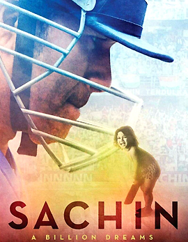 Sachin: A Billion Dreams Movie Review, Rating, Story - 3.5