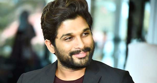 Allu Arjun's Special Training in USA