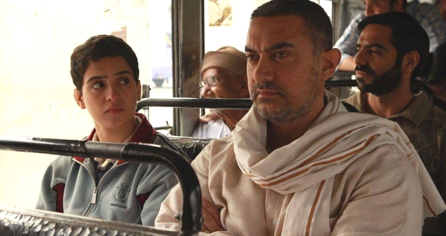 Dangal yet to cross Rs 2000 Cr