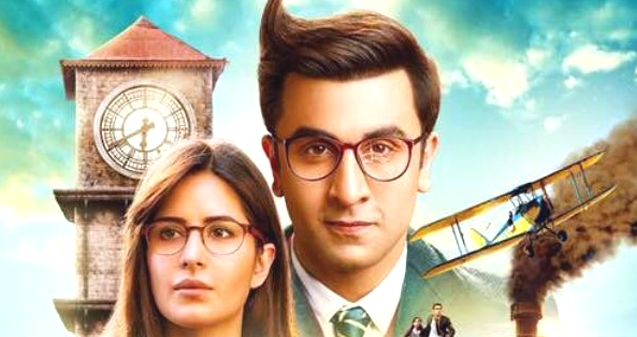 Jagga Jasoos Trailer: Visual Feast