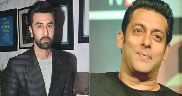 Ranbir's clash with Salman Khan