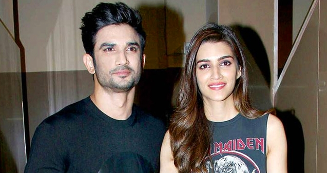 Sushant and Kriti are Back Again