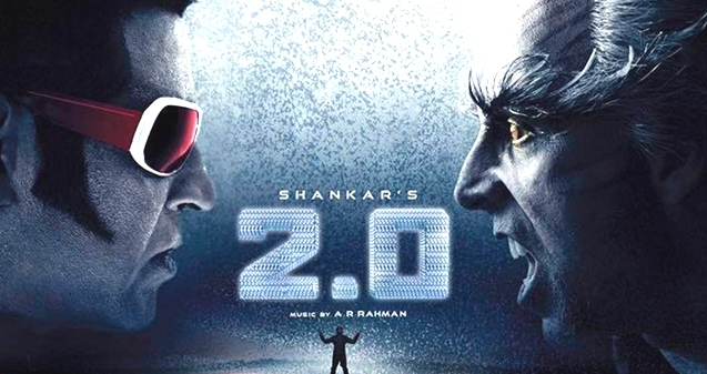 2.0 Grand Audio Launch in Dubai